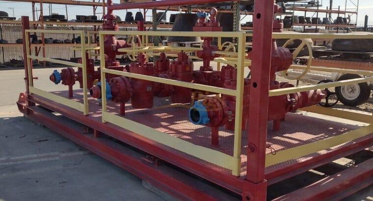 Choke Manifold 10,000 lb