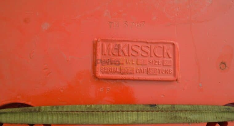 McKissick 150T Block