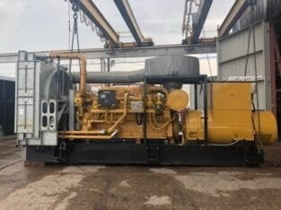 CAT 3516C HD Generator Set
