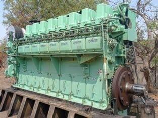 Niigata Marine Engines 8L28HX