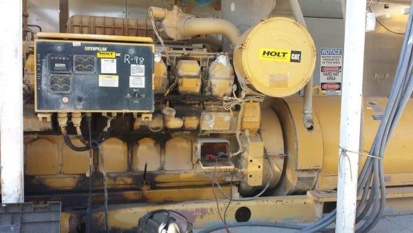 CAT 3512B Engine