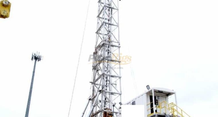 IRI 1200hp Mobile Rig