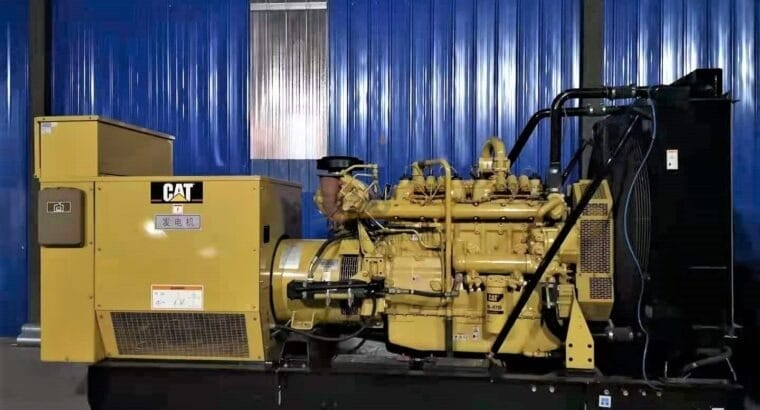 CAT G3406 125KW Gensets