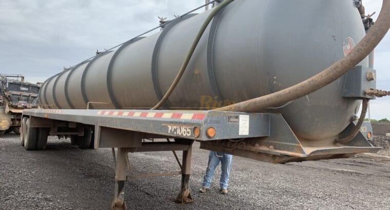 130bbl Tanker Vac Trailers