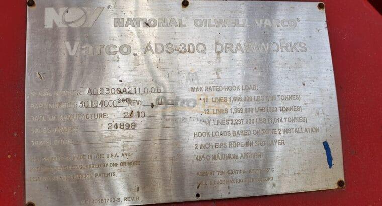 Varco ADS30Q Drawworks