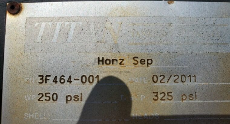 Titan Horz Separator