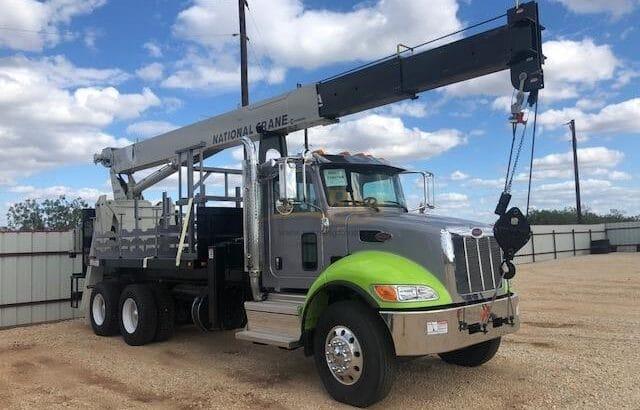 National 660 E2 Cranes