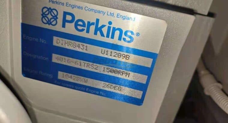 Perkins 1040KW Gensets