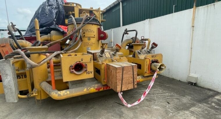 Subsea Tree Assembly