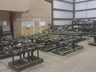 Flowback Testing Equipment
