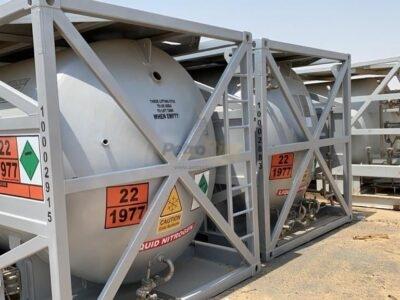 Nitrogen Tanks