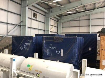 Rolls Royce Gas Compression Train
