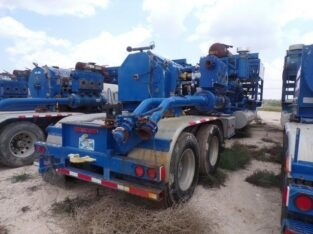 SPM 2250 Frac Pump